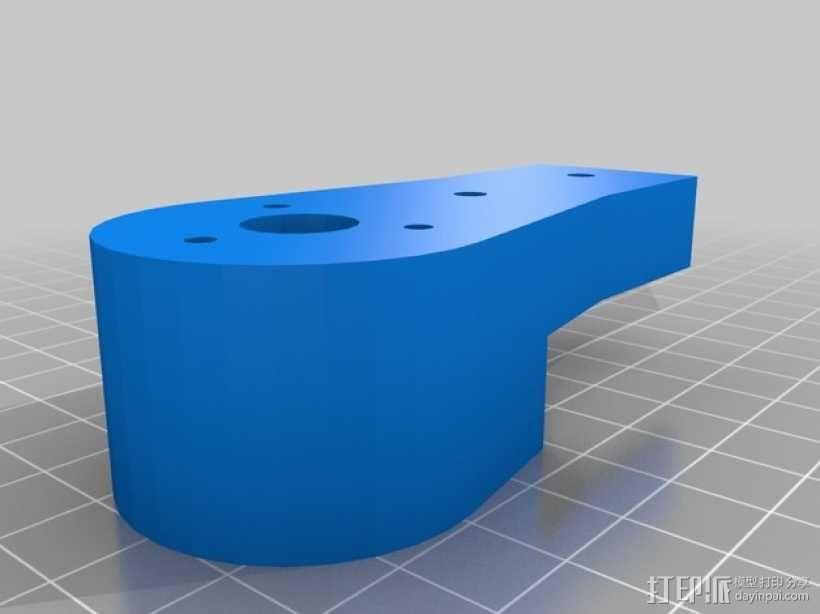 四轴飞行器 3D模型  图13