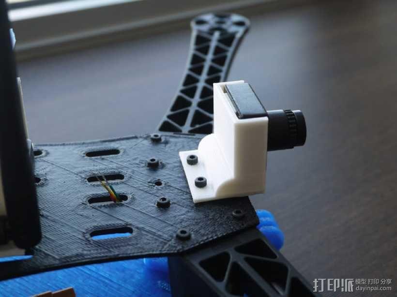 FPV相机支架 3D模型  图5