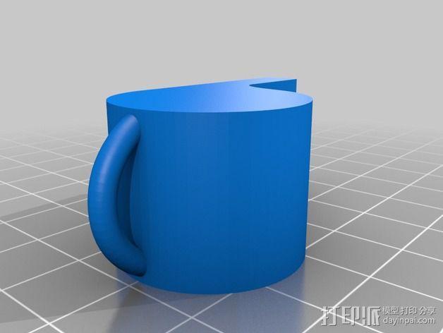 口哨 哨子 3D模型  图3