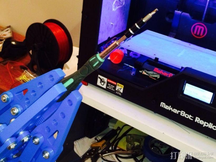 机器人机械爪 3D模型  图11