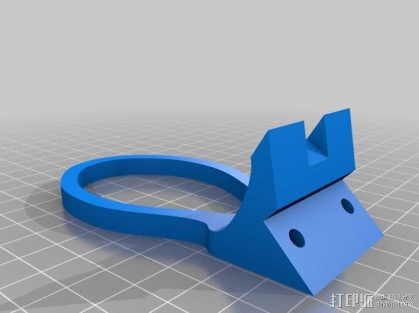 起落架 3D模型  图7