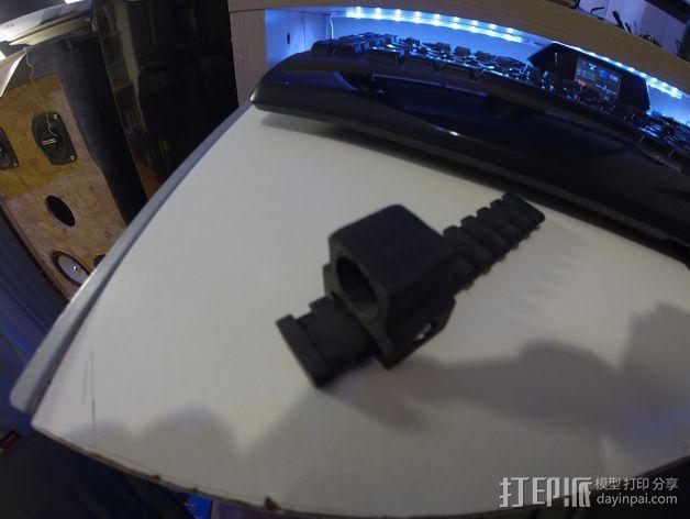 闪光灯架  3D模型  图5