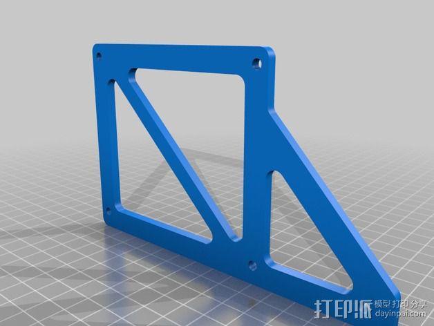 旋风分离器  3D模型  图12