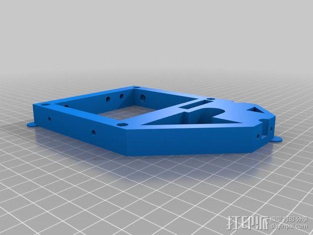 旋风分离器  3D模型  图10