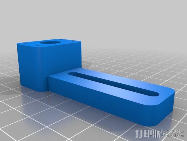 旋风分离器  3D模型  图15