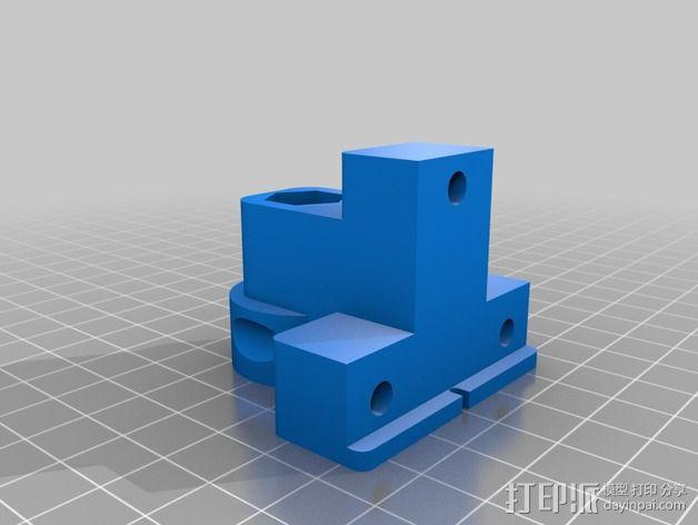 旋风分离器  3D模型  图19