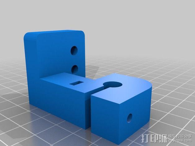 旋风分离器  3D模型  图18