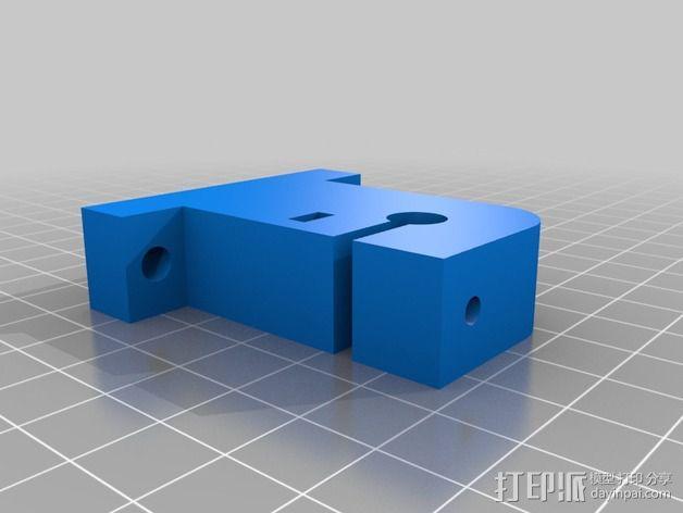 旋风分离器  3D模型  图21