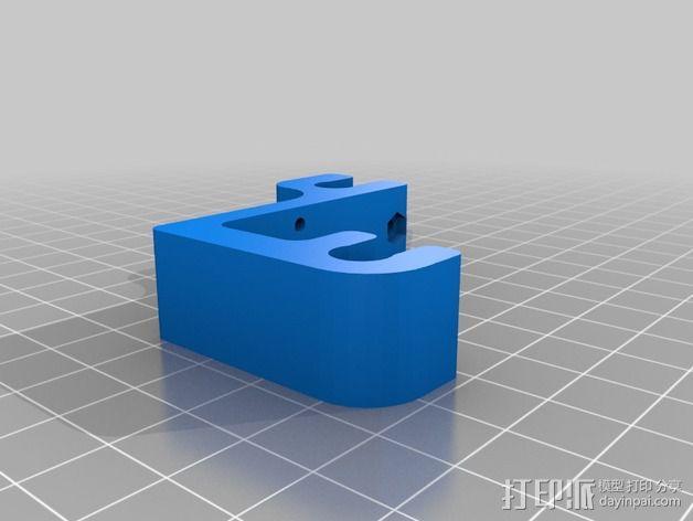 旋风分离器  3D模型  图22