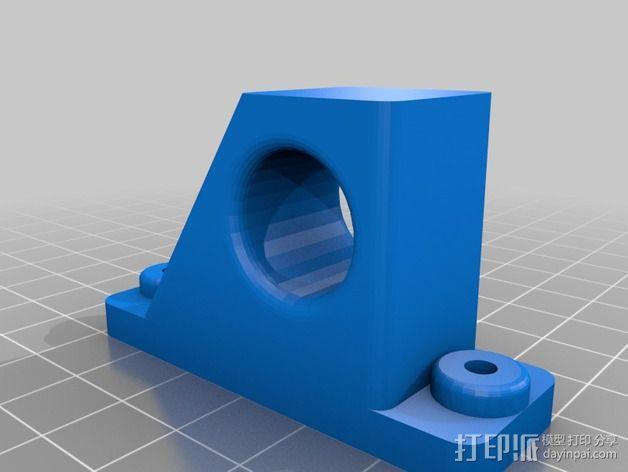 旋风分离器  3D模型  图23