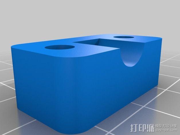 旋风分离器  3D模型  图24