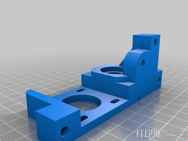 旋风分离器  3D模型  图27