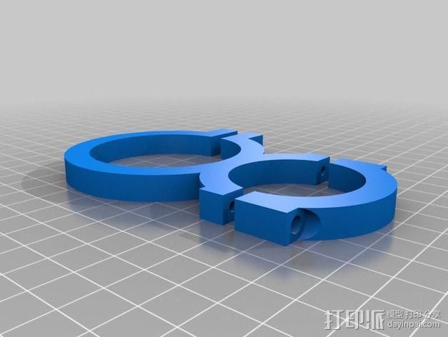 旋风分离器  3D模型  图30