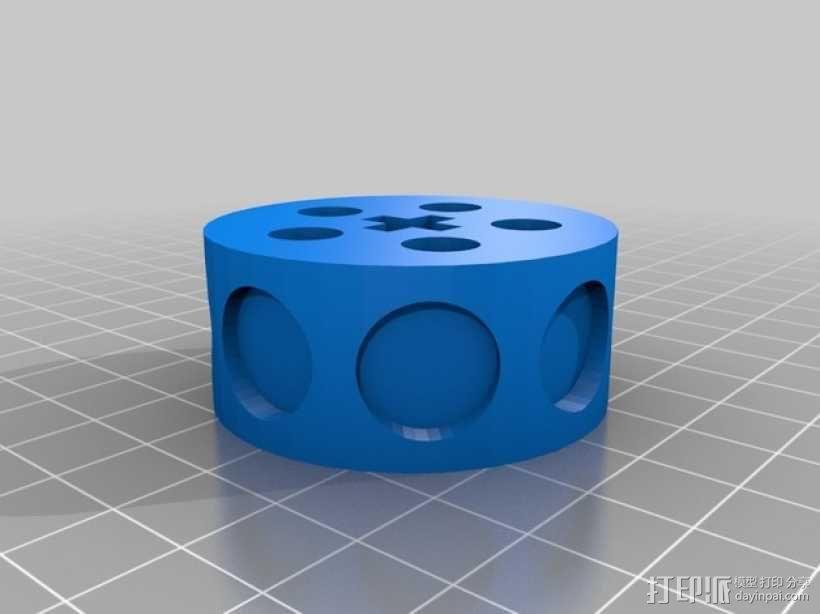 风力涡轮机 3D模型  图8