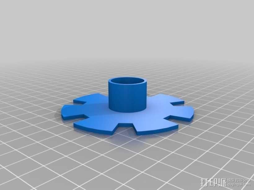 风力涡轮机 3D模型  图9