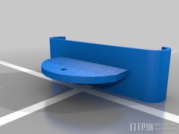 手机架 3D模型  图3