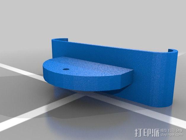 手机架 3D模型  图5