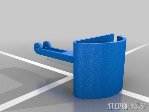 手机架 3D模型  图4
