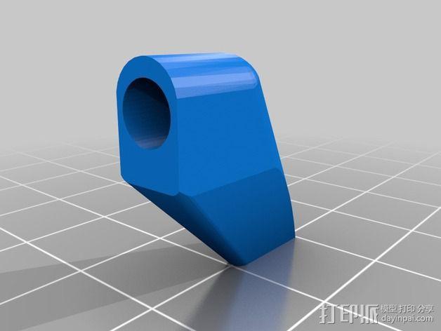 LED扩散器 3D模型  图4