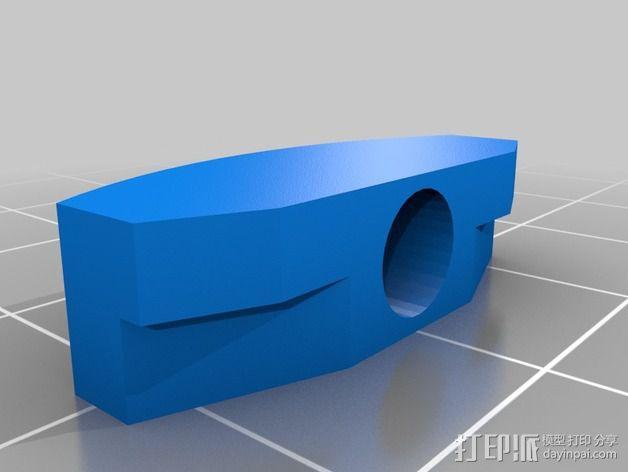 LED扩散器 3D模型  图8