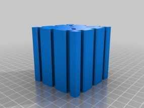 致动器支架 3D模型