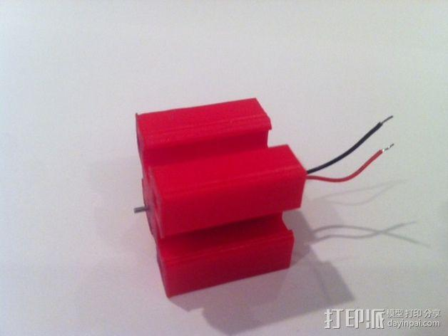 致动器支架 3D模型  图20