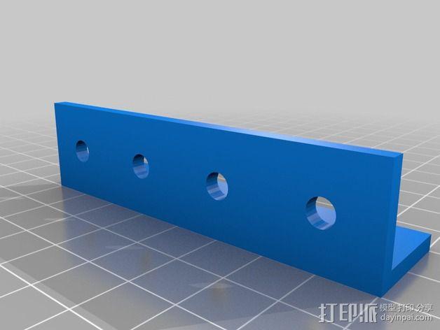 角架 3D模型  图2