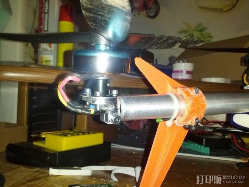 三轴飞行器 3D模型  图24
