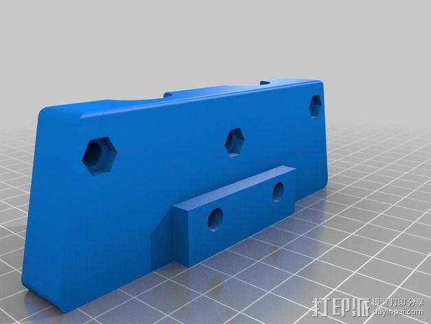 自行车行李架配适器 3D模型  图6