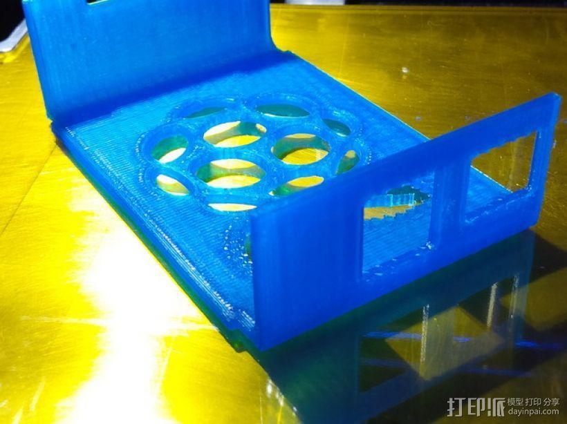 树莓派外壳 3D模型  图26