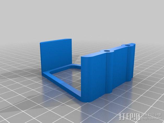 """""""蝌蚪""""机器人 3D模型  图7"""