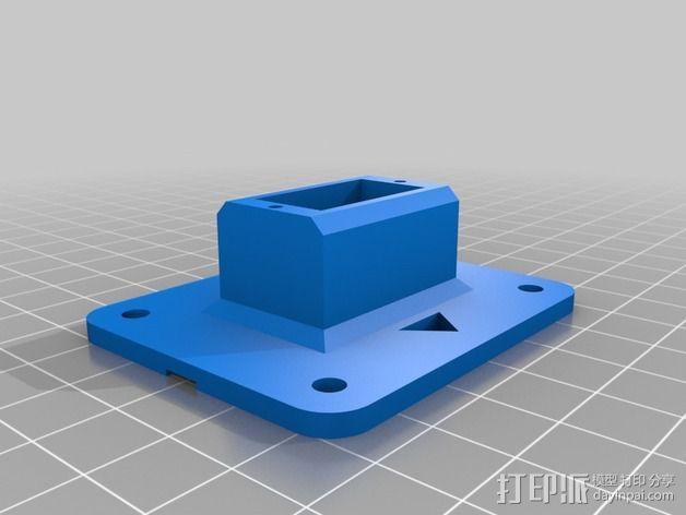 袜子木偶 3D模型  图4