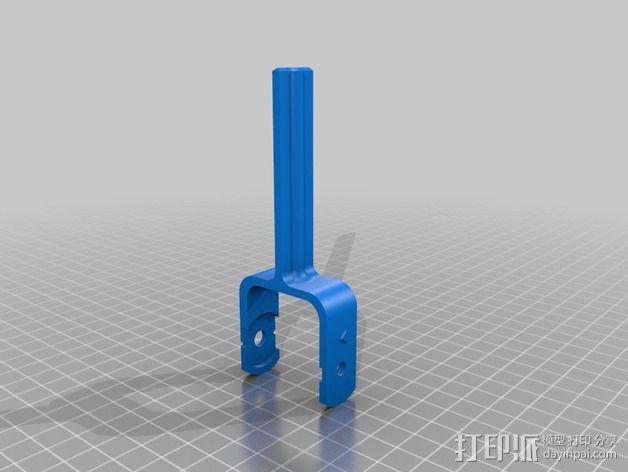 袜子木偶 3D模型  图6
