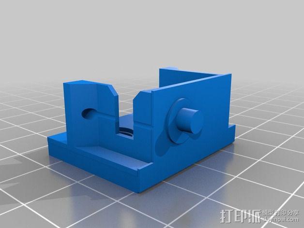 袜子木偶 3D模型  图5