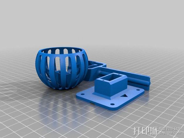 袜子木偶 3D模型  图8