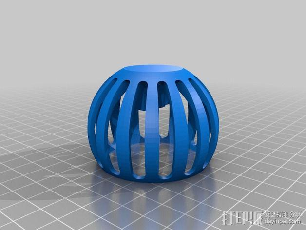 袜子木偶 3D模型  图7