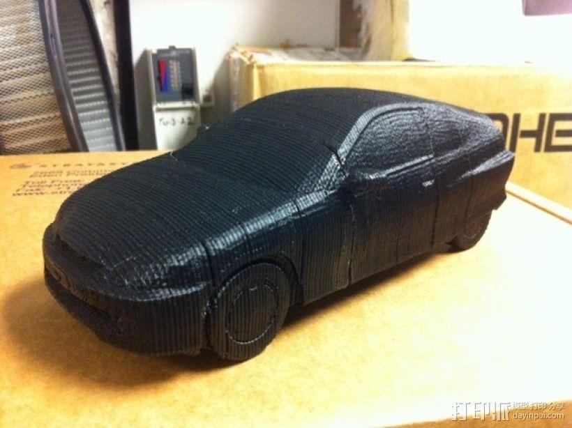 本田汽车 3D模型  图3
