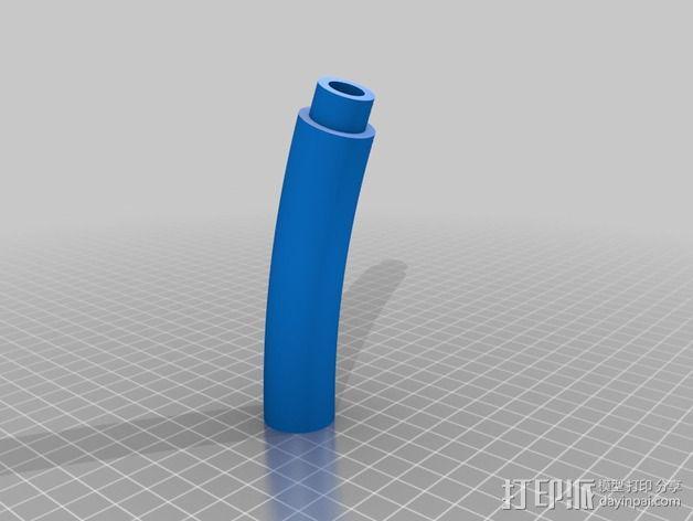 个性化小号 3D模型  图15