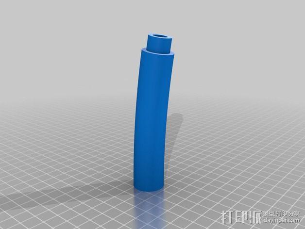 个性化小号 3D模型  图16