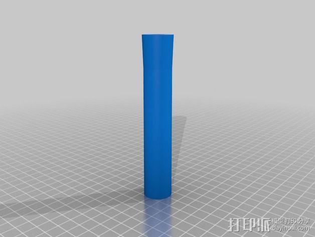 个性化小号 3D模型  图17