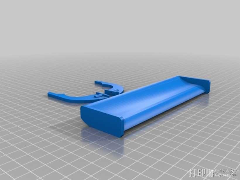 BMW M3遥控车车身 3D模型  图2
