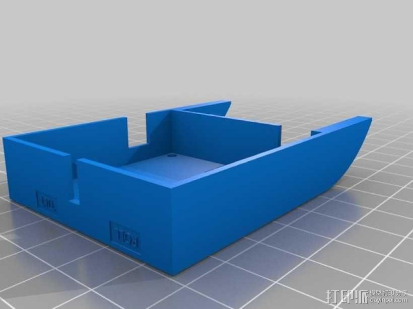 BGC电路板底座 3D模型  图1
