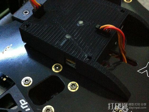 BGC电路板底座 3D模型  图3