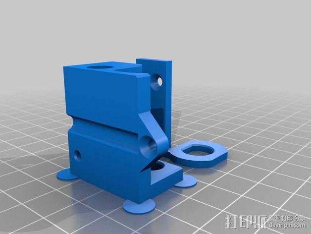 遥控车 3D模型  图2