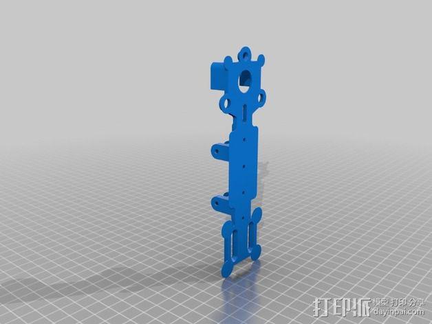 遥控车 3D模型  图4