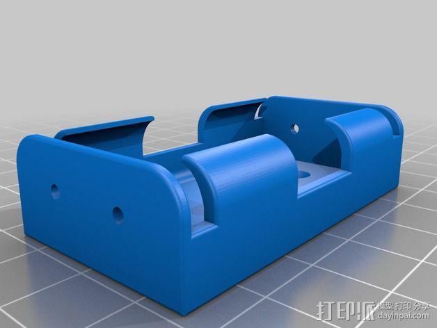 遥控车 3D模型  图5