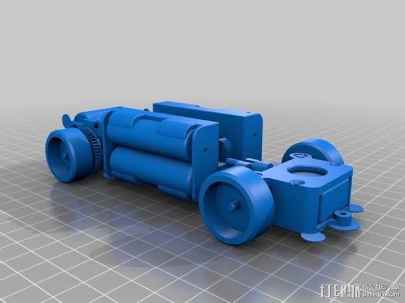 遥控车 3D模型  图6
