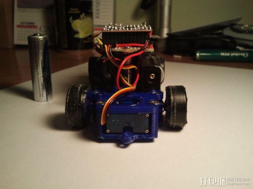 遥控车 3D模型  图8