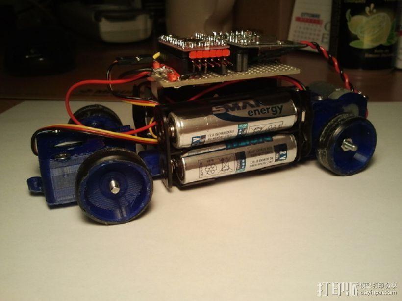 遥控车 3D模型  图9