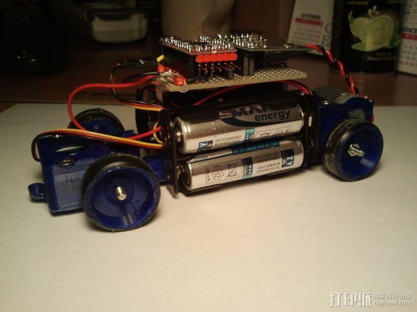 遥控车 3D模型  图10